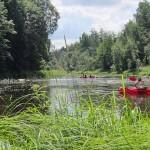 kanoe laivu noma Abava